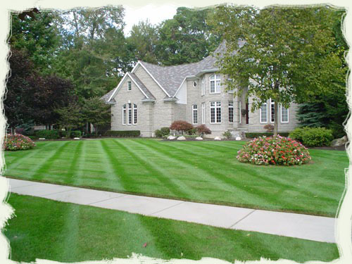 Frederick lawn care grass plus inc maryland lawn care for Landscaping services