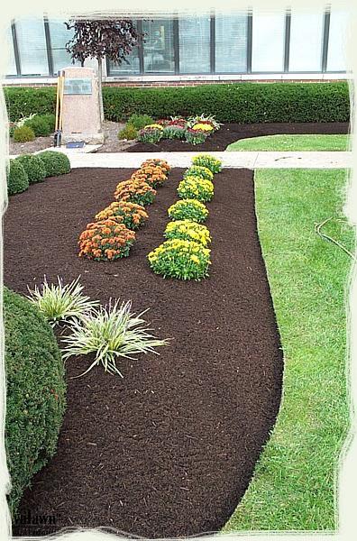Frederick Maryland Landscape Design And Mulching